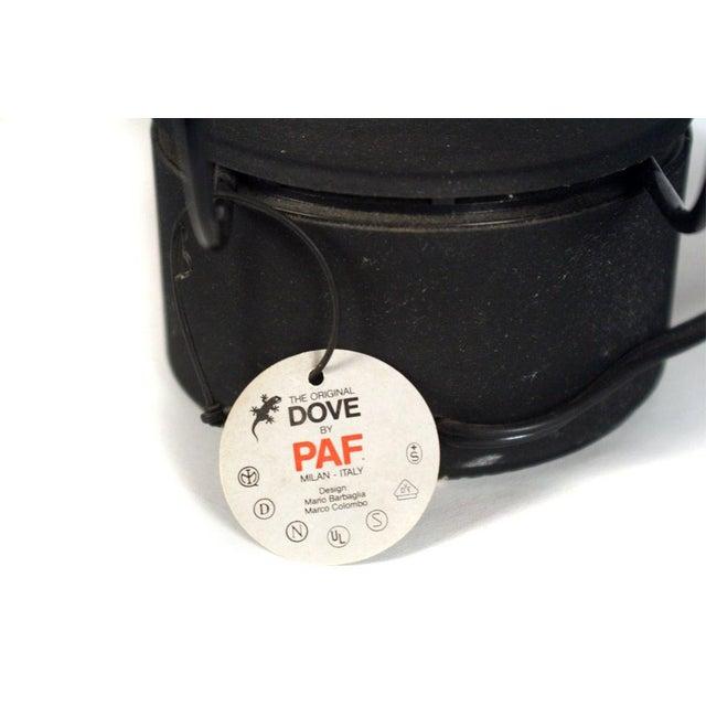 Red PAF Original Dove Reading Light For Sale - Image 8 of 8