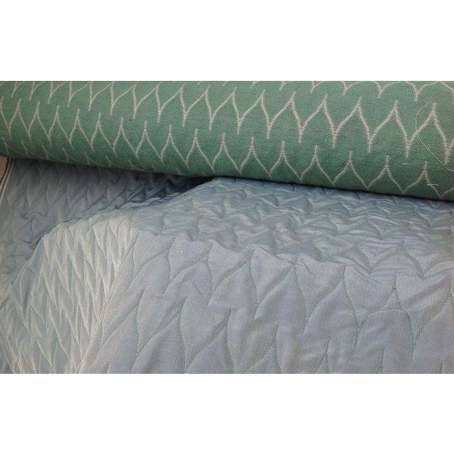 "Donghia Mattelasse Textile ""Onde"" - 4 Yards - Image 2 of 6"