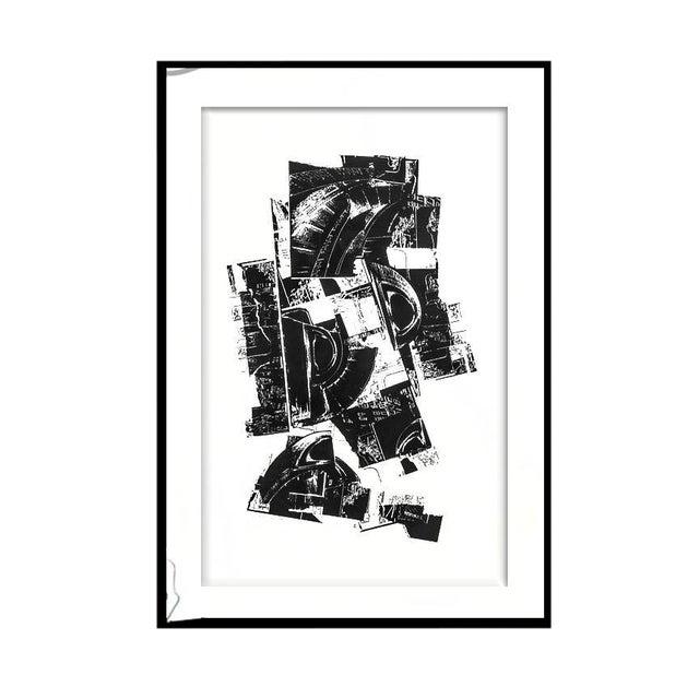 "Don Werner ""Rotunda"" Framed Lithograph For Sale"