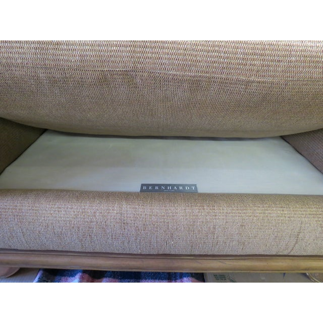 Original Vintage Bernhardt Loveseat or Settee - Image 8 of 8