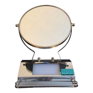1940 Illuminated Make Up Mirror