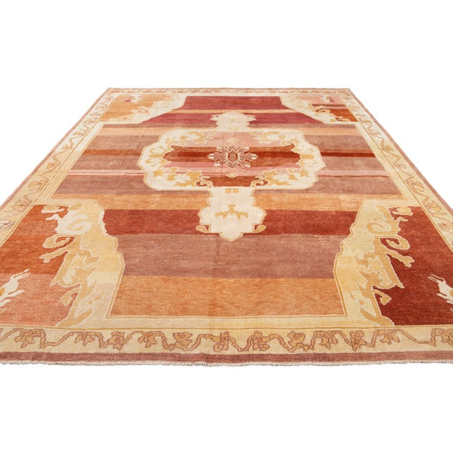 21st Century Contemporary Kars Wool Rug For Sale - Image 11 of 13
