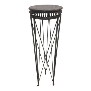 Italian Greco-Roman Inspired Plant Stand For Sale