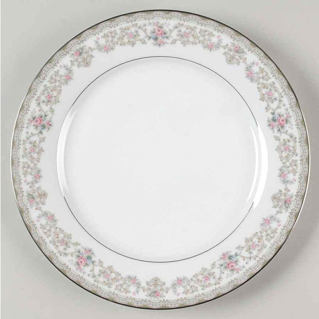 Vintage Noritake # 5807 Edgewood Service for 12 Dinnerware - 94 Pieces,reduced Final For Sale - Image 12 of 12