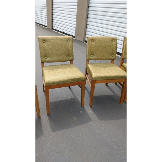 Mid-Century Dining Chairs - Set of 6 - Image 5 of 6