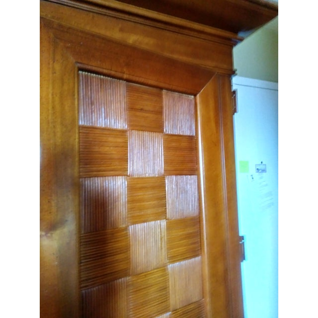 Stanley Furniture Wooden Armoire - Image 2 of 9