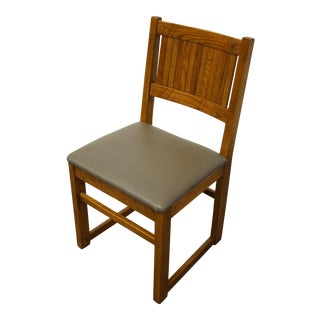 Dixie Furniture Clipper Ship Collection Accent Side Chair For Sale