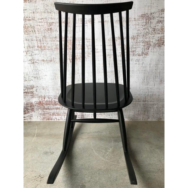 Artek Mademoiselle Rocking Chair by Ilmari Tapiovaara For Sale In Philadelphia - Image 6 of 9