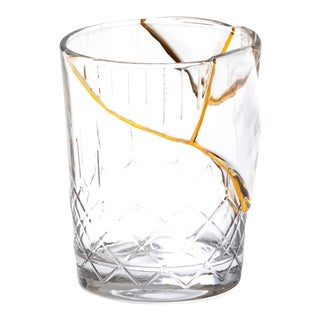 Seletti, Kintsugi Glass 1, Marcantonio, 2018 For Sale