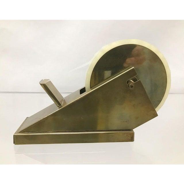 Mid-20th Century Modernist Tape Dispenser For Sale - Image 9 of 9
