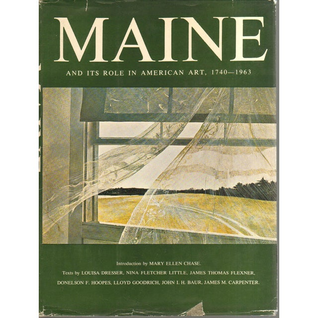 Maine and Its Role in American Art, 1740-1963 - Image 1 of 3