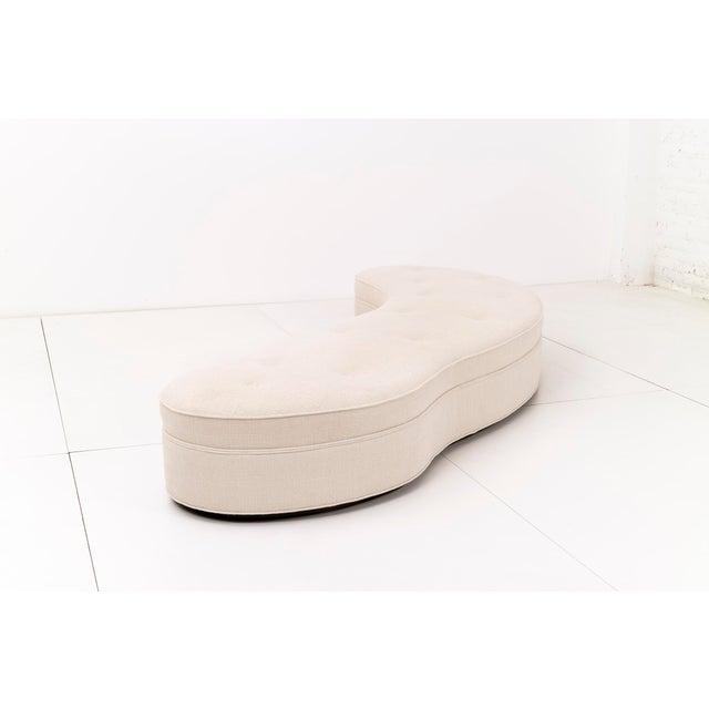 Mid-Century Modern Pair of T.H. Robsjohn-Gibbings Mesa Sofas For Sale - Image 3 of 10