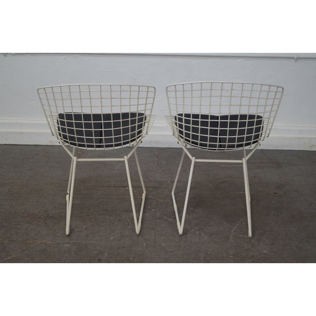 Harry Bertoia for Knoll Rilsan Dining Chairs - 4 - Image 9 of 10