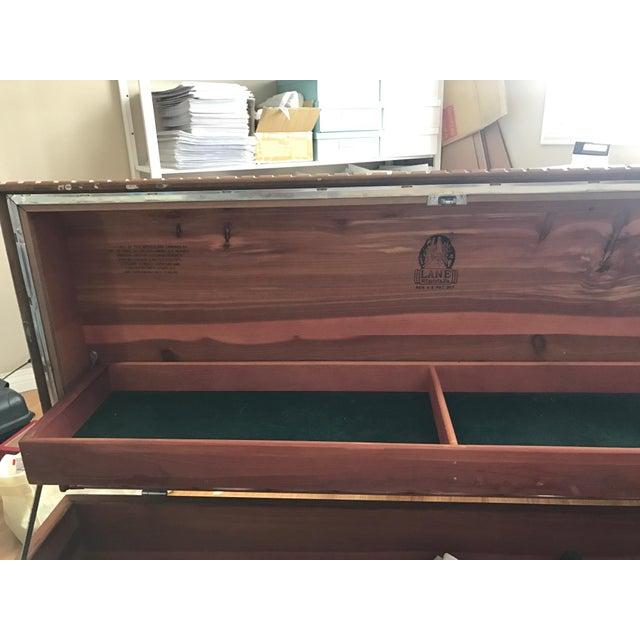 Vintage Lane Altavista Cedar Chest For Sale - Image 5 of 8