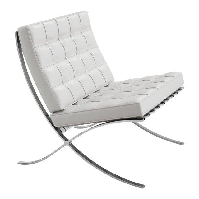 Barcelona Chairs by Knoll For Sale