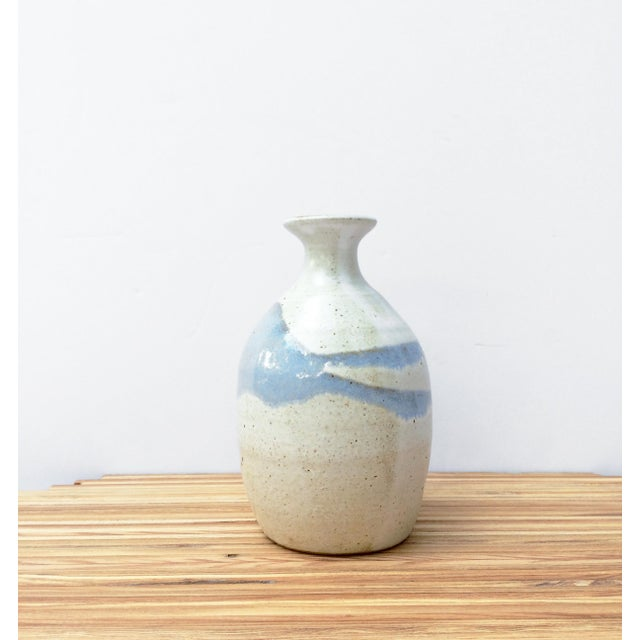 Abstract Studio Pottery Vase - Image 2 of 8
