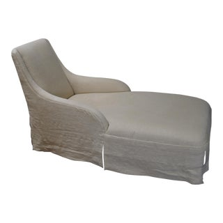 Crème Chaise For Sale