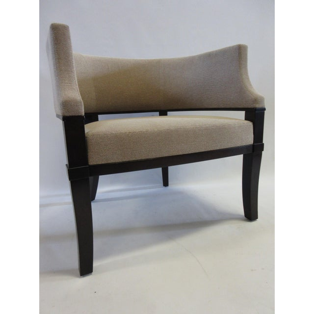Christian Liaigre for Holly Hunt Club Chairs - a Pair For Sale - Image 11 of 13