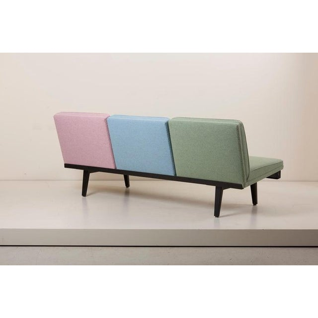 """1950s """"Steel Frame"""" Sofa by George Nelson for Herman Miller For Sale - Image 5 of 13"""