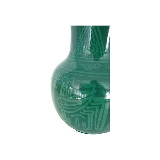 Japanese Satsuma Kinkozan Vase - Image 3 of 4