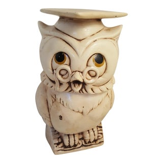 Twin Winton Wise Owl Cookie Jar For Sale