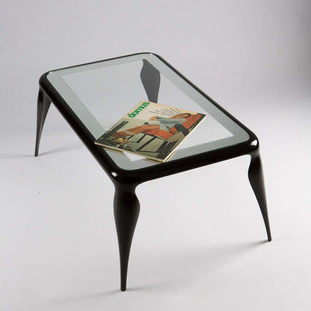 Pietro Chiesa Coffee Table for Fontana Arte For Sale - Image 9 of 10