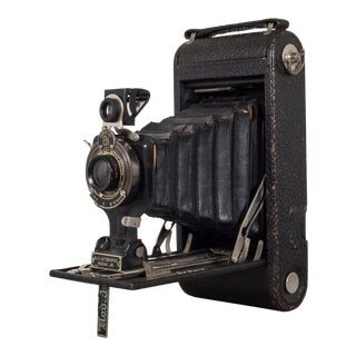 "Eastman Kodak ""No. 1a Pocket Kodak"" Folding Camera C.1926 For Sale"