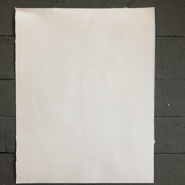Original Contemporary Stewart Ross Abstract Painting on Paper For Sale - Image 4 of 5
