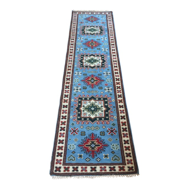 Modern Indo-Heriz Runner For Sale
