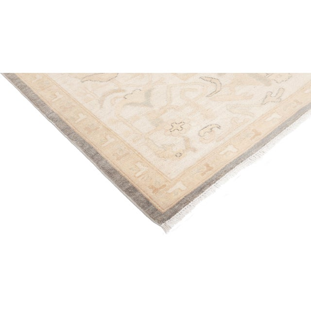 "Oushak Hand Knotted Area Rug - 11' 10"" X 14' 7"" - Image 2 of 4"
