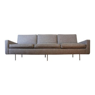 1960s Vintage Florence Knoll Model #26 Sofa For Sale