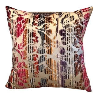 Custom Missoni Home Pillow