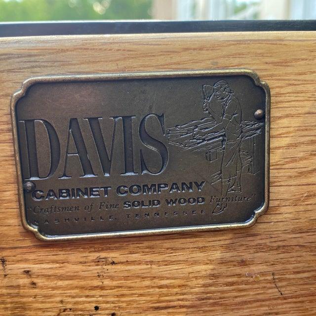 Davis Cabinet Company Asian Modern Credenza For Sale In Philadelphia - Image 6 of 13