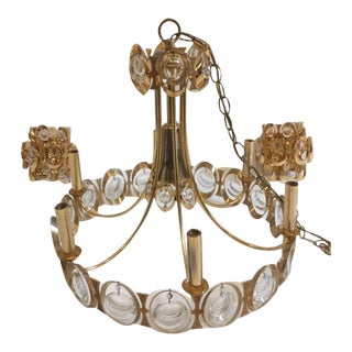 Sciolari 1970s Chandelier and Sconces For Sale