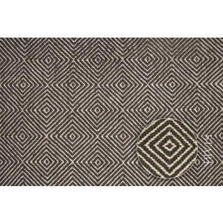 Stark Studio Rugs Contemporary Sphynx Flatweave Wool Rug - 6′1″ × 8′11″ For Sale