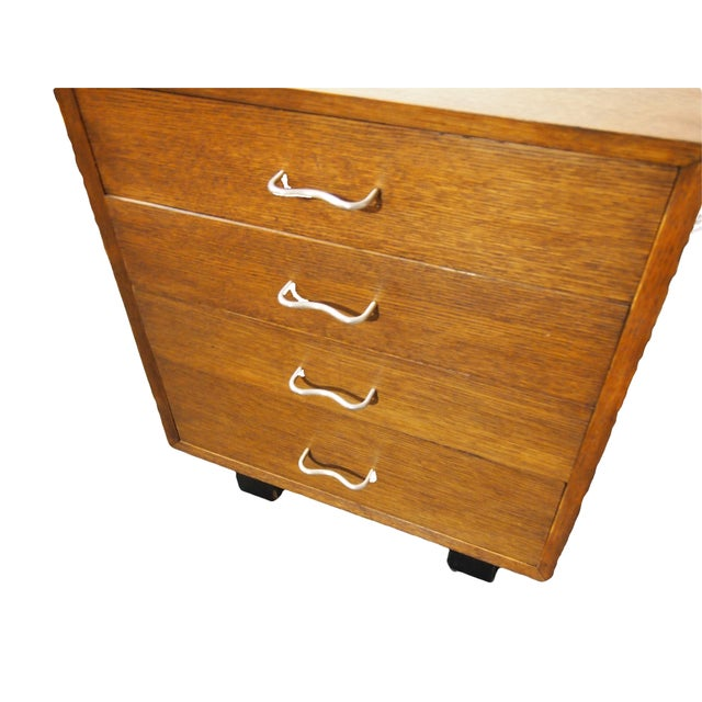 Herman Miller Mid-Century George Nelson for Herman Miller Chests - A Pair For Sale - Image 4 of 5