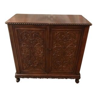 Vintage French Gentlemen's Dresser
