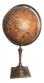 Image of Globes with Meridians