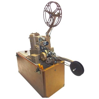 Ampro Antique Cinema Projector, Circa 1948 For Sale