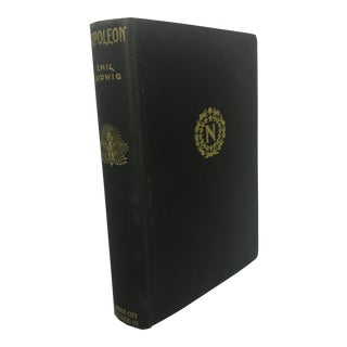 """Napoleon"" 1926 First Edition Book For Sale"