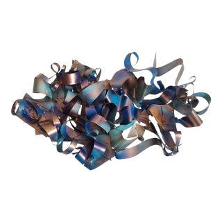 Contemporary Abstract Metal Sculpture