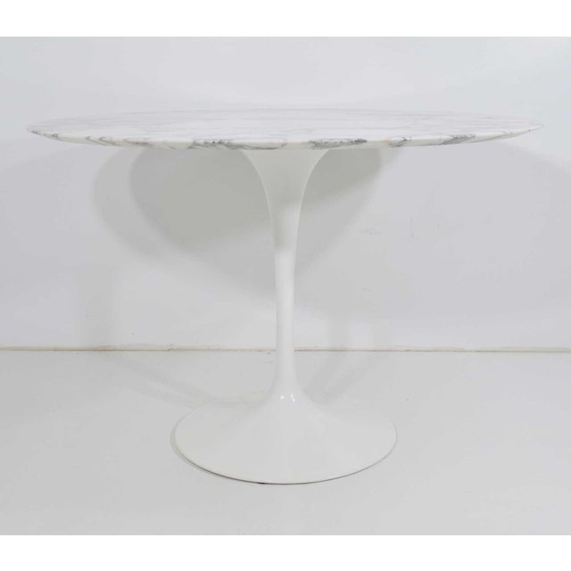 Eero Saarinen for Knoll Tulip Table For Sale - Image 9 of 9