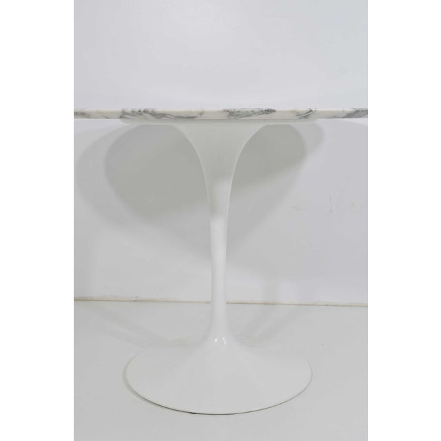 Knoll Eero Saarinen for Knoll Tulip Table For Sale - Image 4 of 9