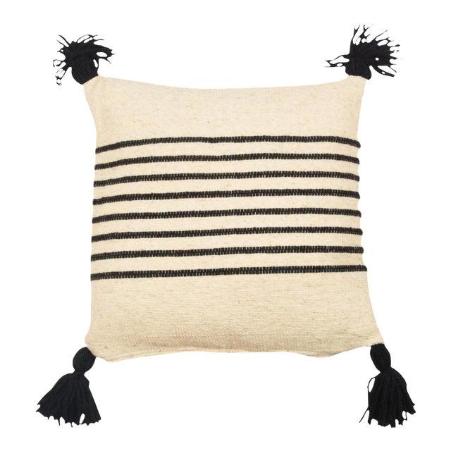 Delgado Striped Pillow - Image 1 of 6