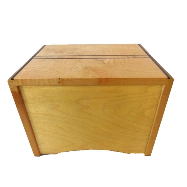 Large Jewelry Box & Organizer For Sale - Image 11 of 11
