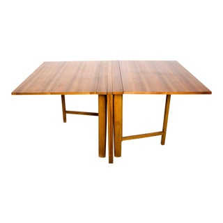 Mid-Century Danish Modern Maria Table Teak For Sale