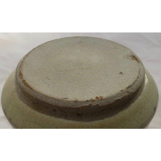Mid-Century Studio Pottery Vase For Sale - Image 7 of 9