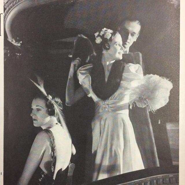 Modern Henri Bendel Print Ad, 1935 For Sale - Image 3 of 4