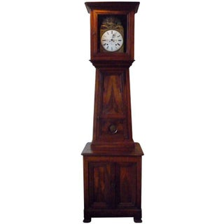 19th Century Norman Tall Case Clock
