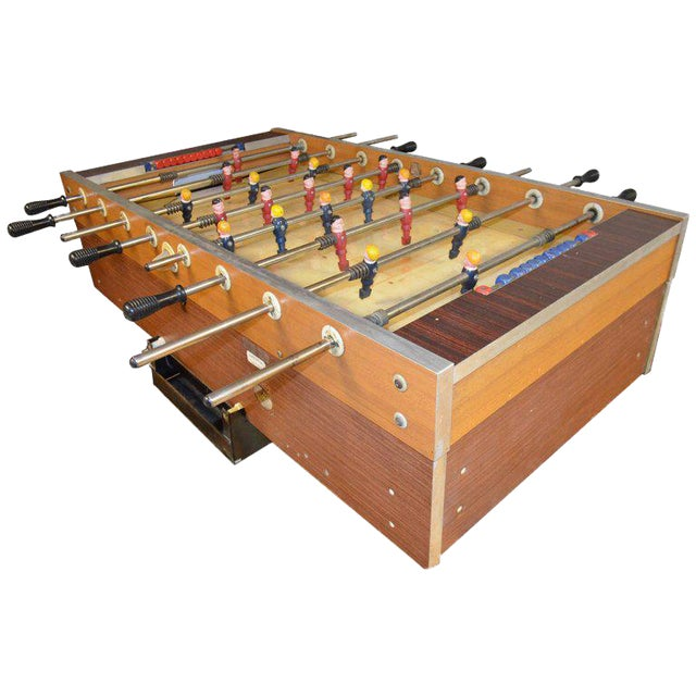 Circa S Italian Foosball Table Chairish - Italian foosball table
